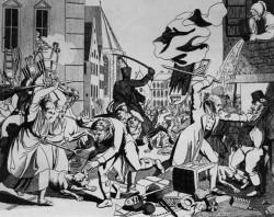 Das Hep-Hep Pogrom 1819